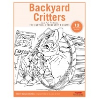 Backyard Critters Carving Patterns