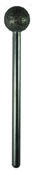 Ball Diamond 0.25 inch Dia. 3/32 inch Shank