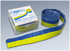 Adhesive Blue/Yellow Epoxy Putty Tape 36 inch