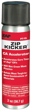Accelerant Zip Kicker 2 oz
