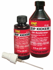 Accelerant Zip Kicker Pump Sprayer 2 oz