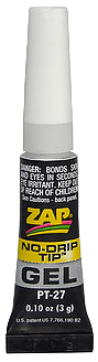 Zap Gel 3 gram tube