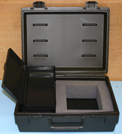 Plastic Carrying Case and Storage Box