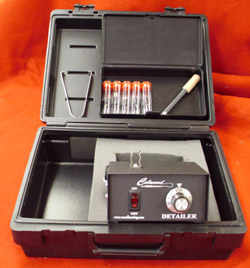 Detailer Standard Kit with Replaceable Tips