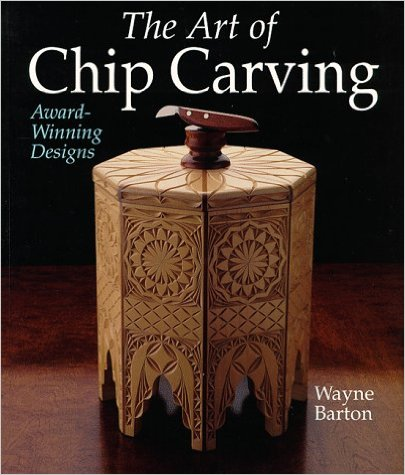 The Art of Chip Carving Award Winning Designs