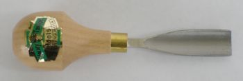 Gouge Straight Palm 1/2 inch #7 Sweep Extra Sharp