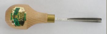 Gouge Straight Palm 1/4 inch #11 Sweep Extra Sharp