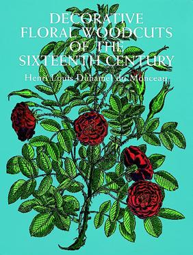 Decorative Floral Woodcuts of the 16th Century