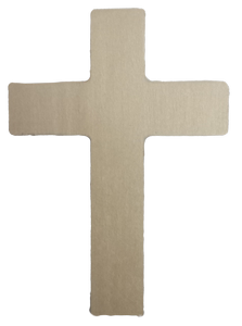 Cross Extra Small, 4 1/8 x 3 x 1/2 inches