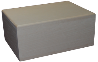 Box Rectangle with Round Edge 10 x 7 x 4 1/4 inch