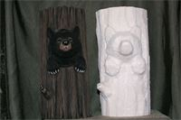 Roughout Bear-N-log