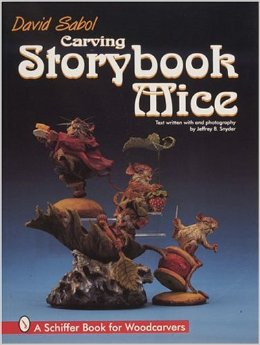Carving Storybook Mice