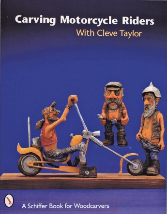 Carving Motorcycle Riders With Cleve Taylor