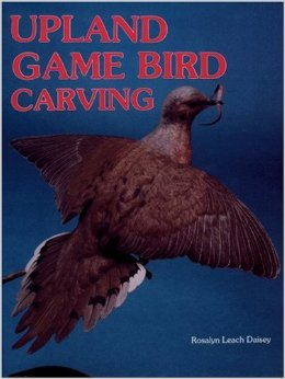 Upland Game Bird Carving