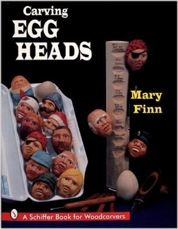Carving Egg Heads