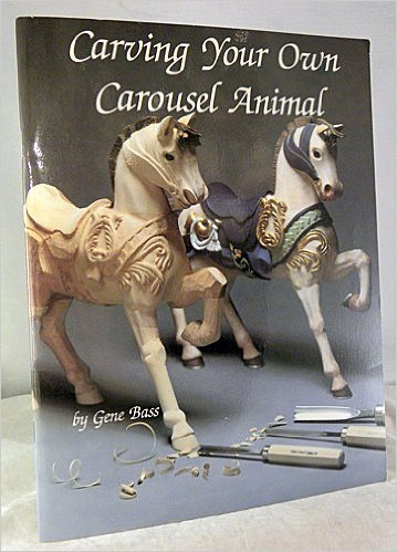 Carving your Own Carousel Animal