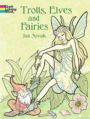 Trolls Elves and Fairies