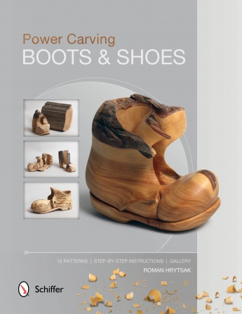Power Carving Boots and Shoes