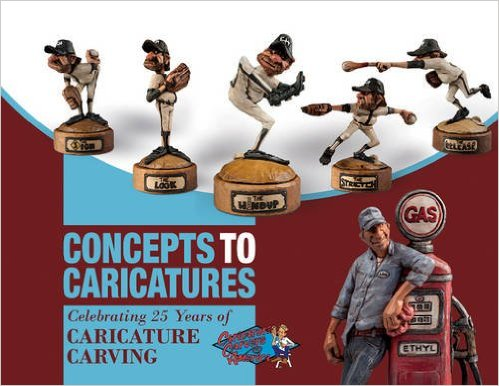 Concepts to Caricatures: Celebrating 25 Years of Caricature Carving