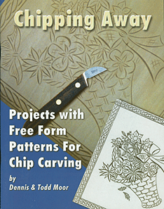 Projects with Free Form Patterns for Chip Carving