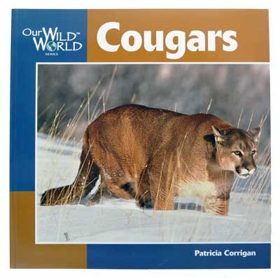 Cougars (Our Wild World)