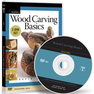 DVD-Wood Carving Basics