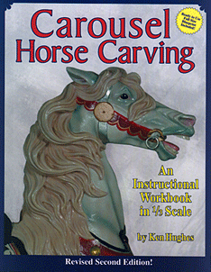 Carousel Horse Carving