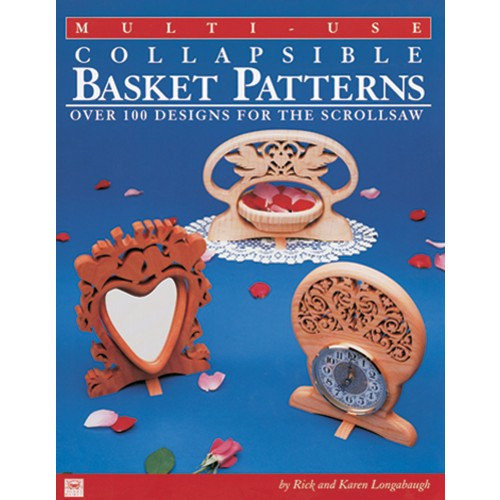 Multi Use Collapsible Basket Patterns