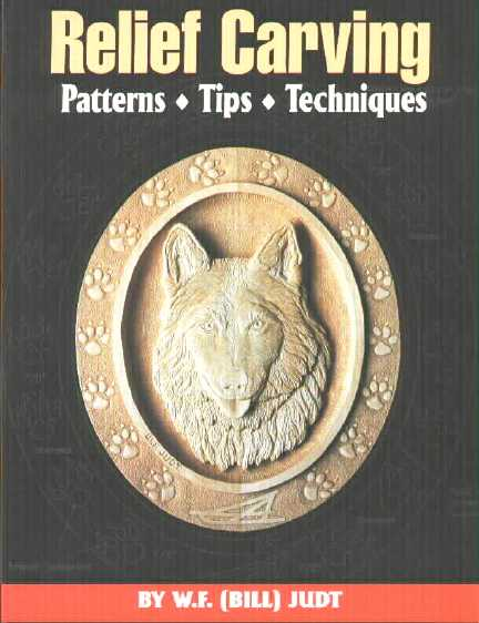 Relief carving patterns tips techniques