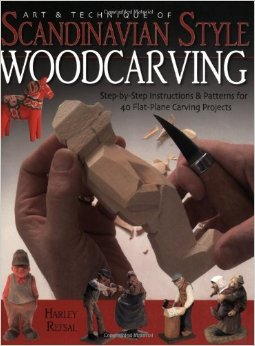 Art & Technique of Scandinavian-Style Woodcarving