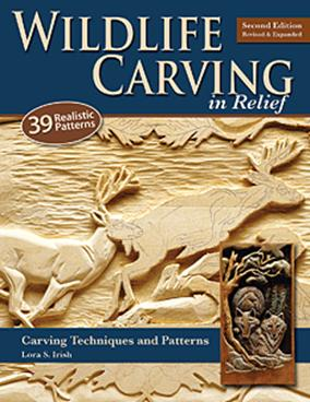 Wildlife Carving in Relief Second Edition Revised and Expanded