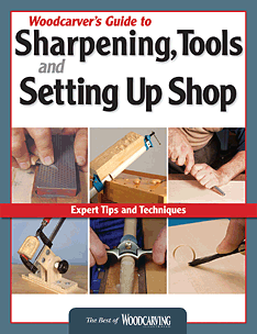 Woodcarver's Guide to Sharpening Tools and Setting Up Shop (Best of WCI)