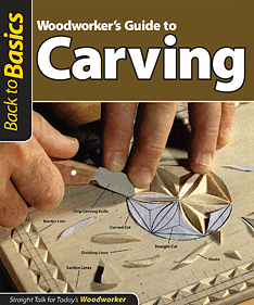 Woodworker's Guide to Carving (Back to Basics) Straight Talk for Today's Woodworkers