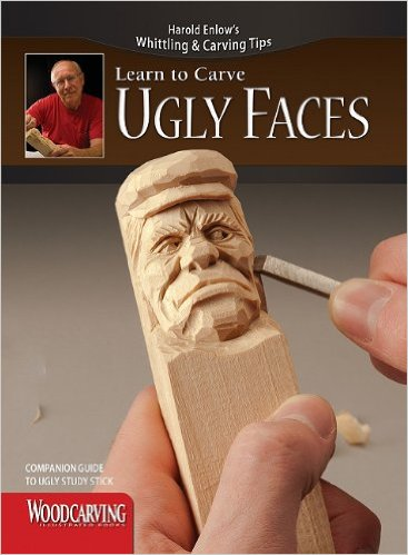 Ugly Faces Study Stick Kit