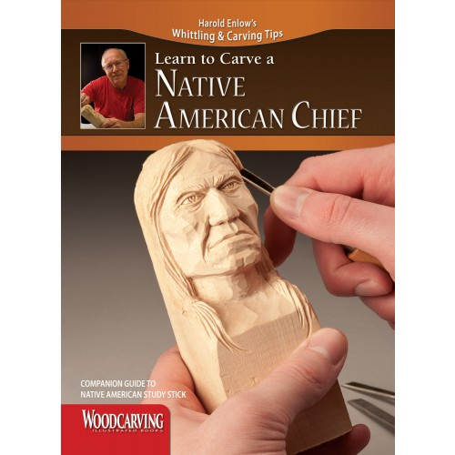 Learn to Carve a Native American