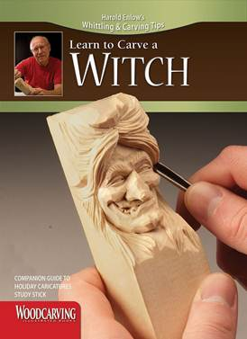 Learn to Carve a Witch