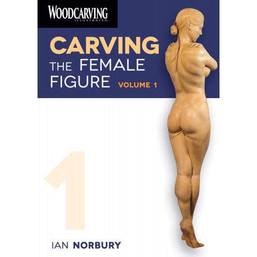 WCI DVD Series: Carving the Female Figure: Volume 1