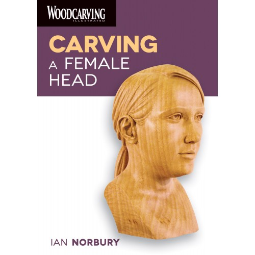 WCI DVD Series: Carving a Female Head