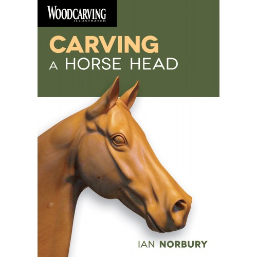DVD- WCI Series: Carving a Horse Head