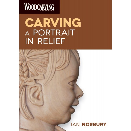 WCI DVD Series: Carving a Portrait in Relief