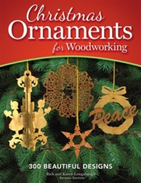 Christmas Ornaments for Woodworking Revised Edition