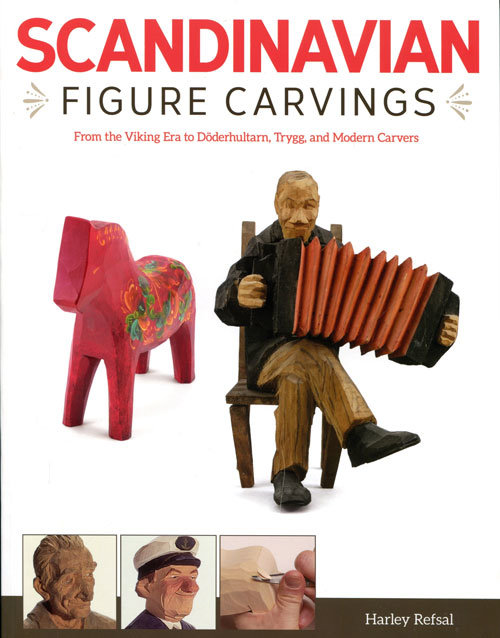 Scandinavian Figure Carvings