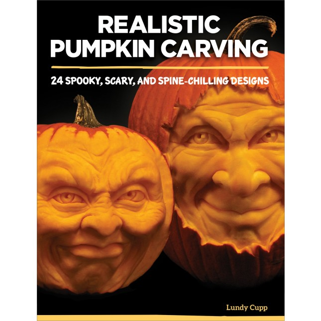 Realistic Pumpkin Carving