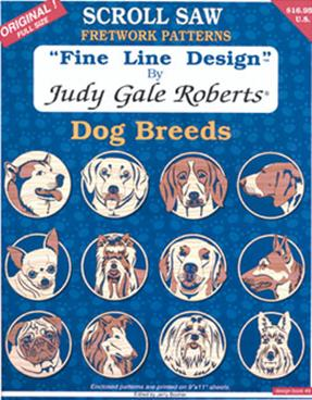 Fineline #9- Dog Breeds