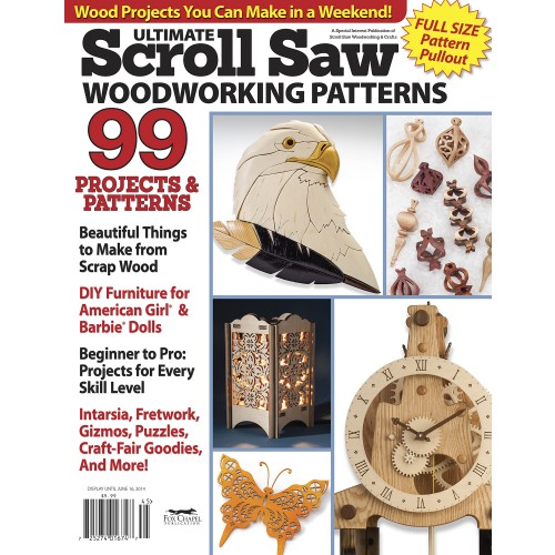 Ultimate Scroll Saw Pattern Collection (2014)