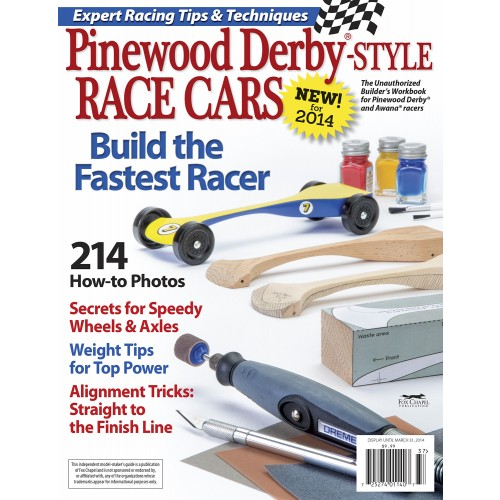Pinewood Derby-Style Race Cars Volume 3 (2013/2014)