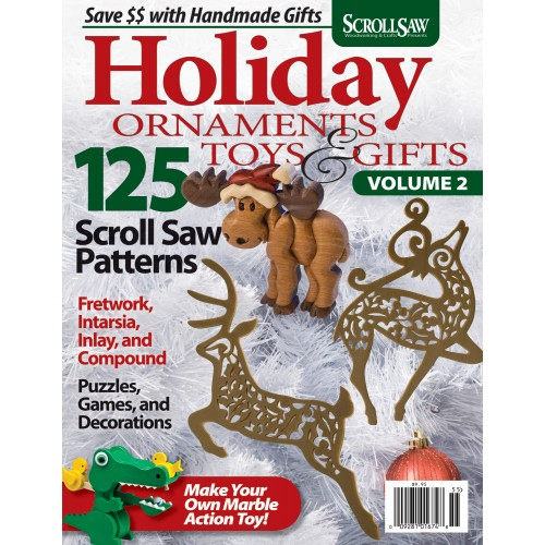 Holiday Ornaments Toys & Gifts Volume 2
