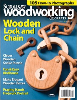 Scrollsaw Woodworking Issue 46 Spring 2012