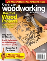 Scroll Saw Woodworking & Crafts - Issue 48 - Fall 2012