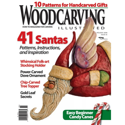 Issue 45- Holiday 08